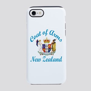 Coat Of Arms New Zealand Cou iPhone 8/7 Tough Case