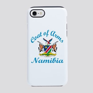 Coat Of Arms Namibia Country iPhone 8/7 Tough Case