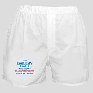 Coolest: Manchester, PA Boxer Shorts