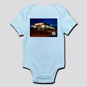 Sante Fe Railroad Station, Kingman Arizo Body Suit