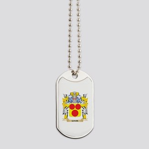 Gavin Coat of Arms - Family Crest Dog Tags
