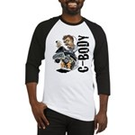 C-Body Mad Man Hot Rod Baseball Jersey