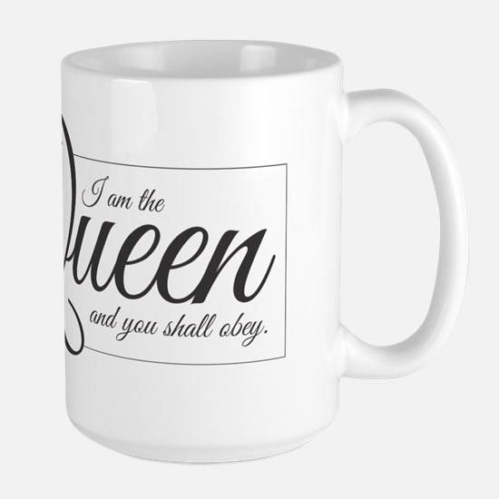 I am the Queen - Obey Mugs