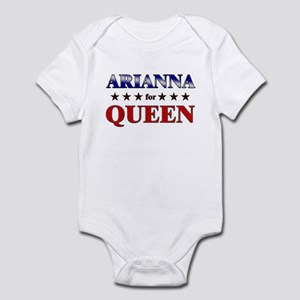 ARIANNA for queen Infant Bodysuit