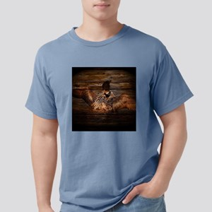 barnwood wild loon T-Shirt