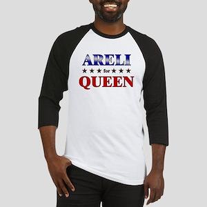 ARELI for queen Baseball Jersey