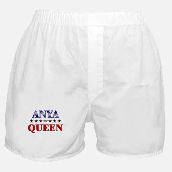 ANYA for queen Boxer Shorts