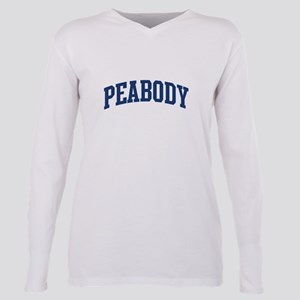 PEABODY design (blue) T-Shirt