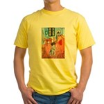 Creation / Ger SH Pointer Yellow T-Shirt