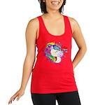Happy Rainbow Unicorn Tank Top