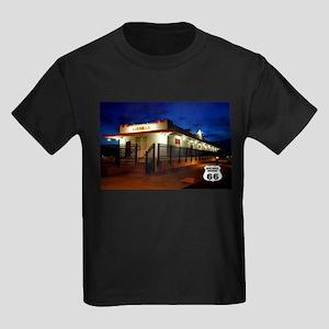 Sante Fe Railroad Station, Kingman Arizona T-Shirt