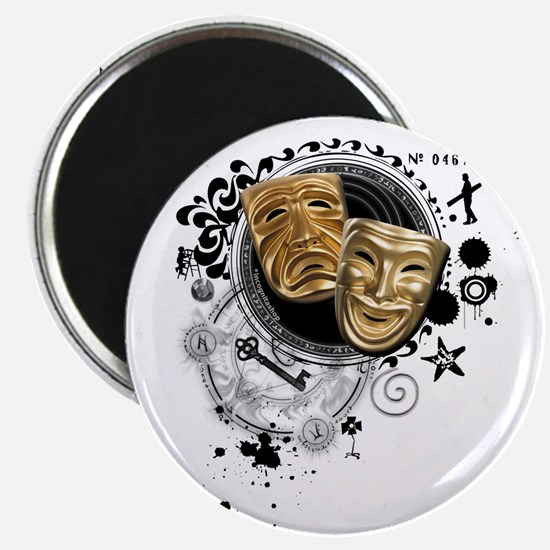 """Alchemy of Theatre Production 2.25"""" Magnet (10 pac"""