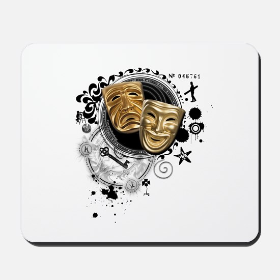 Alchemy of Theatre Production Mousepad