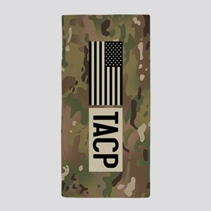 U.S. Air Force: TACP (Camo) Beach Towel