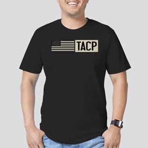 U.S. Air Force: TACP Men's Fitted T-Shirt (dark)
