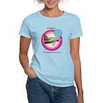 Dolphin Freckles Women's Light T-Shirt