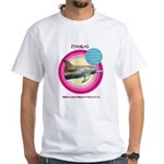 Dolphin Freckles White T-Shirt