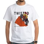 TWISTED White T-Shirt