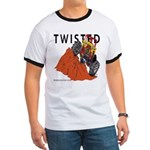 TWISTED Ringer T