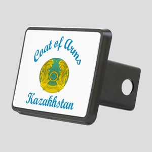 Coat Of Arms Kazakhstan Co Rectangular Hitch Cover