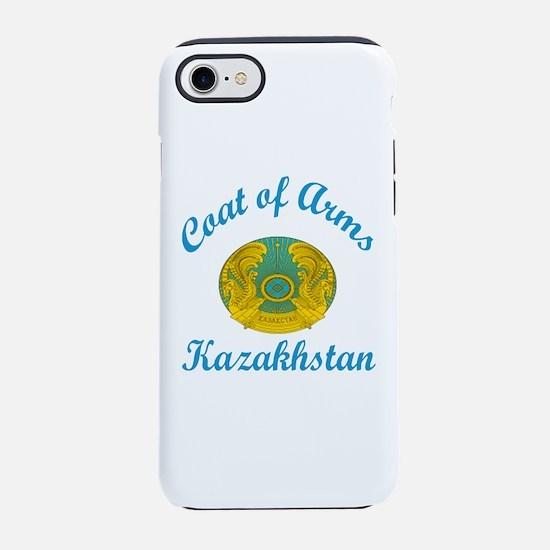 Coat Of Arms Kazakhstan Coun iPhone 8/7 Tough Case
