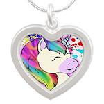 Happy Rainbow Unicorn Necklaces