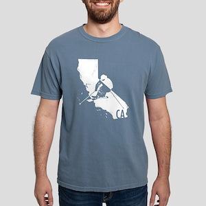 Ski California Women's Dark T-Shirt