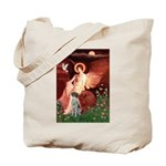 Angel / Ger SH Pointer Tote Bag