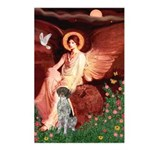 Angel / Ger SH Pointer Postcards (Package of 8)