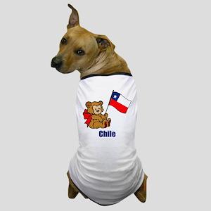 Chile Teddy Bear Dog T-Shirt
