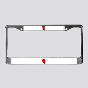 YOU BREAK IT YOU BUY IT License Plate Frame