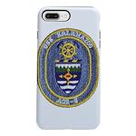 USS KALAMAZOO iPhone 8/7 Plus Tough Case