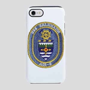 USS KALAMAZOO iPhone 8/7 Tough Case
