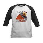 Hells Revenge Kids Baseball Jersey