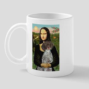 Mona / Ger SH Pointer Mug