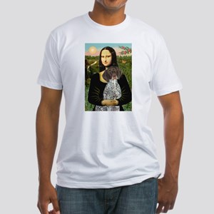 Mona / Ger SH Pointer Fitted T-Shirt