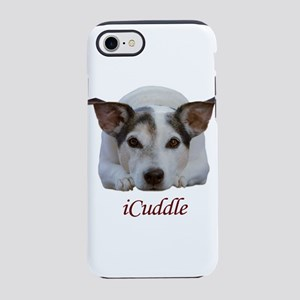 Cute iCuddle Jack Russel Dog iPhone 8/7 Tough Case