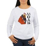MOAB & 4x4 Women's Long Sleeve T-Shirt