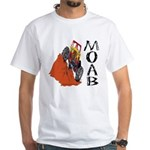 MOAB & 4x4 White T-Shirt