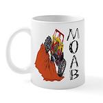 MOAB & 4x4 Mug
