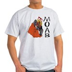 MOAB & 4x4 Light T-Shirt