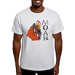 MOAB & 4x4 Light T-Shirt