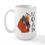 MOAB & 4x4 Large Mug