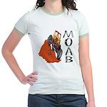 MOAB & 4x4 Jr. Ringer T-Shirt