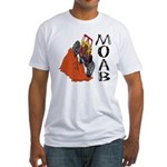 MOAB & 4x4 Fitted T-Shirt