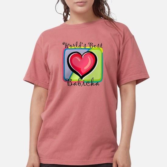 WB Grandma [Slovak] Women's Dark T-Shirt