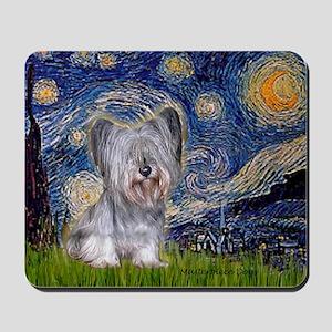 Starry / Skye #3 Mousepad