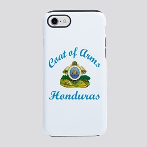 Coat Of Arms Honduras Countr iPhone 8/7 Tough Case