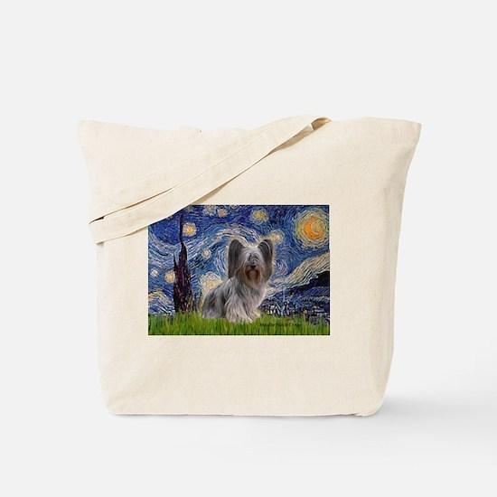 Starry / Skye #2 Tote Bag