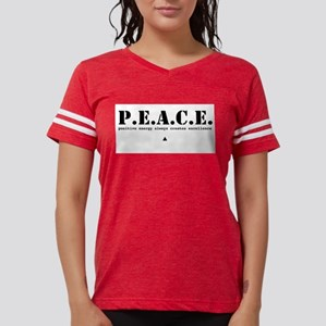 PEACE Acronym Men's Brotherhood Tee T-Shirt